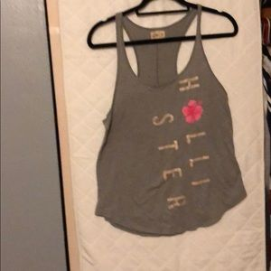 Hollister tank size Medium